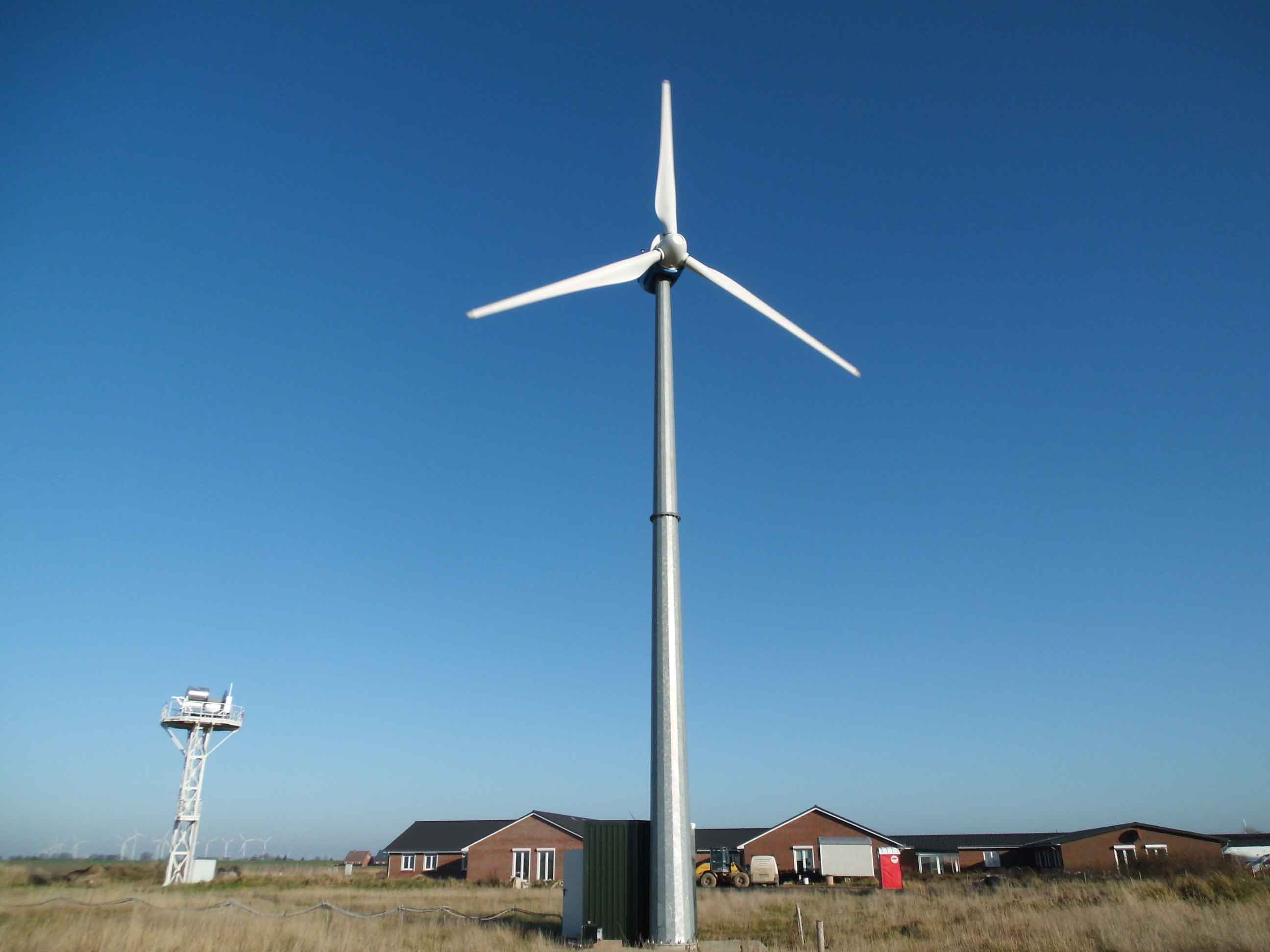 kleine windkraftanlagen windr der windenergieanlage 10 kw 20 kw 30 kw 50 kw 60 kw. Black Bedroom Furniture Sets. Home Design Ideas